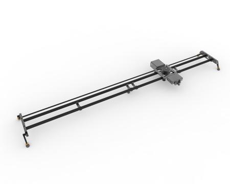 Slider do celów ruchomych 1,5m carbonowy