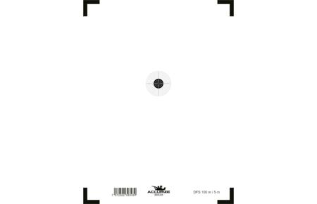 Wymienna tarcza - DFS 100m / 5m