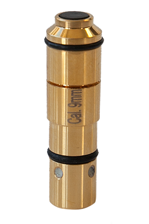 laserowy nabój treningowy Accurize kal 9 mm